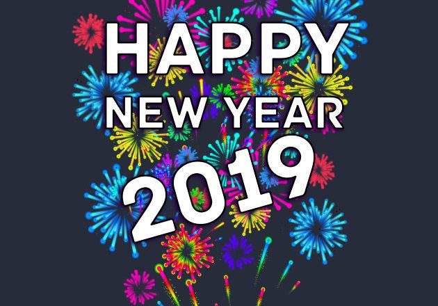 Thư cám ơn và chúc mừng năm mới 2019